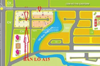 Chính chủ gửi bán lô A18, dự án The Sun City Minh Sơn, Liên Phường, gần vòng xoay Phú Hữu, Q9