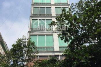 Khách sạn hầm 8 tầng Nguyễn Thái Bình, Q. 1, giá 25 tỷ, cách chợ Bến Thành 800m