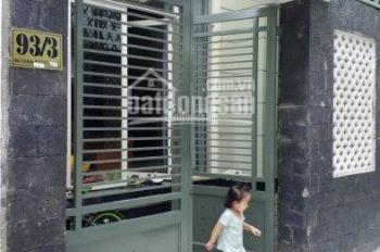 Bán gấp nhà 1 trệt 2 lầu 62m2, giá 3.6 tỷ, Thạnh Lộc Q12 gần cafe Bến Xưa, LH 0969930503
