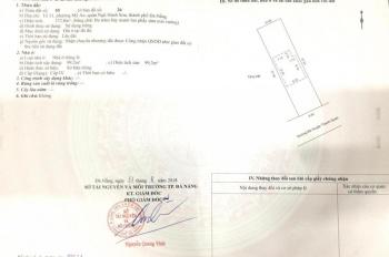 Đất biển Đà Nẵng - đường Bà Huyện Thanh Quan gần các Resort 5*-Thích hợp xây Khách sạn 0966'029'159