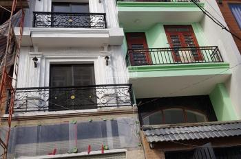 Bán nhà phường Linh Đông, Quận Thủ Đức DT 4x12,7m SHR 3 lầu + lửng mới xây LH 0989 710 696