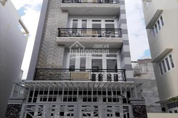 Cho thuê nhà góc 2 mặt tiền nhà 60A Nguyễn Cư Trinh, Q1, 5.8x 22m, trệt 4 lầu