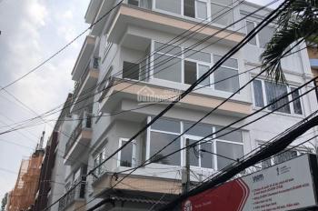 Nhà cho thuê nguyên căn MT Trương Quyền, P. 6, Q. 3 thiết kế CHDVCC 1T, 4L. Giá: 85 triệu/tháng