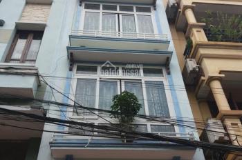 Nhà mặt ngõ 168 phố Trung Kính, DT 60m2 x 5 tầng, đường rông 11m. Vị trí kinh doanh