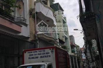 Nhà hẻm xe hơi ngay cầu Nguyễn Văn Cừ, giá: 5,2 tỷ