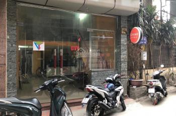 Cho thuê cửa hàng hoặc văn phòng diện tích 36m2, phố Khâm Thiên, ô tô đỗ cửa