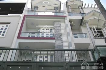 Bán nhà mặt tiền NB Hoa Sứ gần ST Coop Mart, Phú Nhuận, DT 5,2mx17m, 3 lầu. Giá 14,2 tỷ