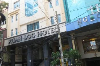 Bán khách sạn 3* Lý Tự Trọng, P. Bến Nghé, Q.1, DT 10.2x22m, hầm + 10 lầu + 53 phòng, giá 200 tỷ