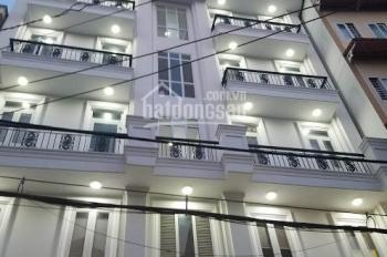 Bán nhà đường Hai Bà Trưng, Quận 1 DT 6x22m, hầm 6 lầu, 13 phòng + 1 penthouse, TN 200tr