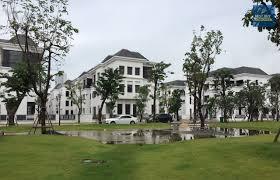 Bán biệt thự The Villas - căn đơn lập gốc - số 31 - DT đất: 500m2 - DTSD: 666m2 - bán 162 tỷ