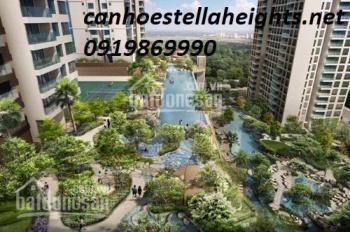 Bán vài căn Estella Heights penthouse, duplex, 4PN, 3PN, 2PN, 1PN, LHPKD 0919869990