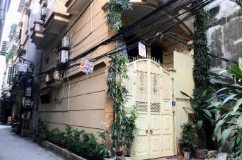 Bán nhà riêng 52m2, trong ngõ 99 Nguyễn Chí Thanh, Đống Đa, Hà Nội