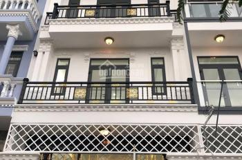 Bán nhà 3 lầu, 4 PN, sân thượng, tại 2177 Huỳnh Tấn Phát, Nhà Bè, giá 4.1 tỷ. Giá tốt nhất