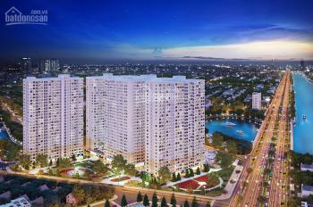 Bán gấp dự án Diamond Riverside 2 căn giá 1,550 tỷ, view Đầm Sen, lầu trung, LH 0355.1616.19
