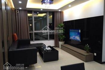 Cho thuê căn hộ 165 Thái Hà, DT 120m2, 3 phòng ngủ, đủ đồ, giá 13 tr/th, LH: 0936.381.602