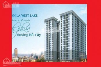 Chung cư CT36 Xuân La nhận nhà ở ngay, căn hộ DT 72m2 - 99m2, vào tên HĐMB, vay 70%, LH 0372087989