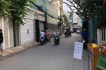 Hot! Chỉ 130tr/m2, nhà HXH Huỳnh Văn Bánh, Q. Phú Nhuận. Diện tích: 4,6x18m