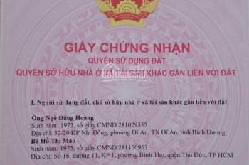 Bán đất  chủ ngay phường Long Tâm ngay bệnh viện mới Bà Rịa, ngay mặt đường Võ Văn Kiệt
