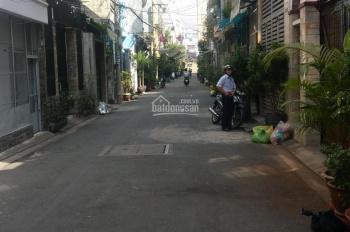 Bán nhà mới vào ở ăn Tết HXH đường Huỳnh Văn Bánh, P13, Q. Phú Nhuận, DT 4,6x18m, giá 13 tỷ TL