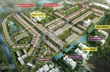 Bán căn góc nhà phố view hồ DA Dragon village chuẩn bị nhận nhà DT 6x15m, giá thỏa thuận 0906234169