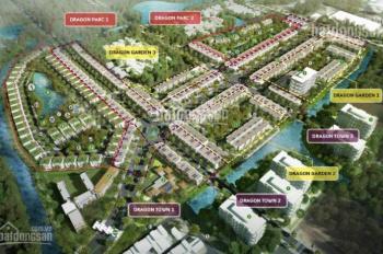 Bán nhanh lô góc Dragon Village view trực diện công viên lớn nhất dự án, 6x15m, giá gốc 4.05 tỷ