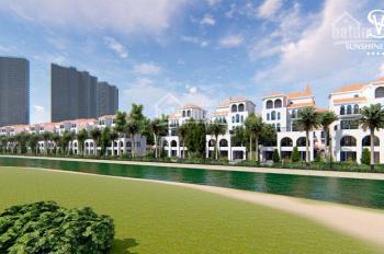 Mở bán shophouse Sunshine Wonder Villas, giá gốc trực tiếp từ chủ đầu tư, 0936.668.656
