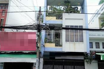 Nhà nguyên căn mặt tiền, đường: Nguyễn Cửu Đàm, P. Tân Sơn Nhì, Q. TP- Giá chỉ: 22 triệu/tháng