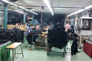 Cho thuê nhà xưởng 1000m2, 50tr/th sắp hết hợp đồng tại ngã 3 Đông Quang, phường Hiệp Thành, Q12