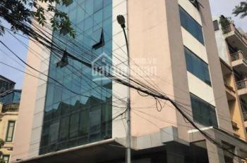 Nhà mặt phố Nguyễn Xiển 8m mặt tiền, 120m2 x 7 tầng + 1 lửng + 1 hầm, thông sàn, có thang máy