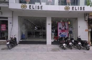 Nhà mặt phố Bà Triệu rộng 256m2x 3 tầng, 8m mặt tiền, thông sàn (showroom, siêu thị mini... )