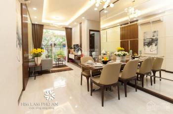 Cho thuê CH cao cấp Him Lam Phú An, 69m2, 2PN, mới 100%, view hồ bơi, full nội thất. LH 0906002545