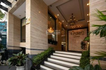 Nhà mặt phố Nguyễn Khánh Toàn 8m mặt tiền, 80m2 x 6 tầng, có thang máy và 2 lối đi trước sau