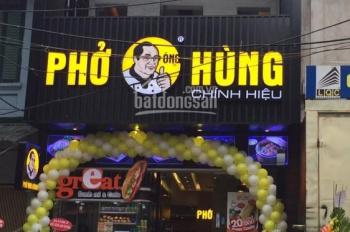 Mặt tiền 8.3m, rộng 90m2x 6 tầng, có thang máy, thông sàn mặt phố Trần Phú - 0976.075.019