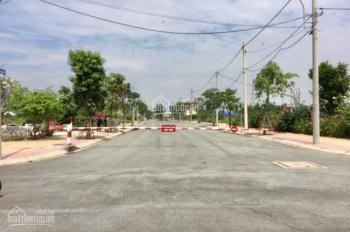 Cần bán gấp lô đất MT Nguyễn An Ninh, Bình Dương, cách UBND phường 500m, SHR, DT: 90m2, giá 12tr/m2