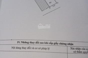 Bán đất 45m2 giá 1.5 tỷ đồng Viện Quy Hoạch Rừng, Vĩnh Quỳnh, Thanh Trì HN, LH Mr Vương 0973203739