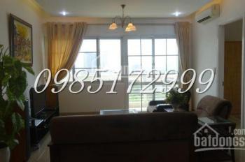 Bán căn hộ 4 PN diện tích 153m2 ở khu ĐT Nam Thăng Long - Ciputra Hà Nội 4,5 tỷ. LH 0985 172 999