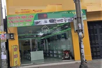 Cho thuê nhanh MT khu đông dân đường Phạm Văn Chiêu, Phường 14, Q. GV, DT 4,2x30m, tiện KD