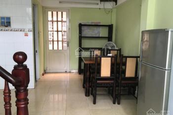 Cho thuê nhà hẻm xe hơi đường Lê Văn Lương, Q7, full nội thất