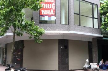 Cho thuê nhà phố Đỗ Quang, Hoàng Ngân, THNC, ở và làm văn phòng, 50m2 x 4, 5 tầng, 20 - 30 triệu