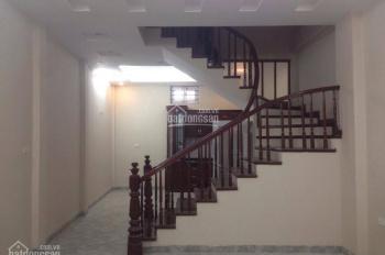 Nhà xây mới ngõ 195 Trần Cung hai mặt thoáng, DT 55m2, xây 5T mới, giá 4.3 tỷ LH 0984056396