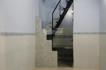 Bán gấp nhà 1 trệt, 1 lầu đường Nguyễn Văn Luông, Phường 11, Quận 6