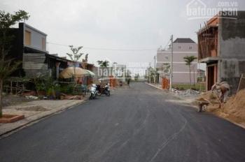Chính chủ cần bán đất ngay KDC Q12, MT Đông Hưng Thuận, sổ riêng, 83m2(5x16,5m) thổ cư