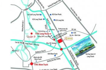 Mở bán đất nền, mặt tiền Quốc Lộ 51, dự án Cát Linh Long Thành, 0937296978