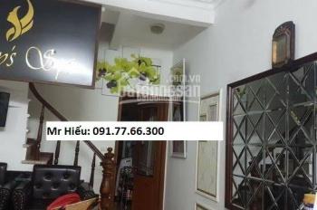 Cho thuê nhà 45m2 x 4 tầng, ngõ 1 Nghĩa Tân tiện ở, kinh doanh. 13 triệu/th