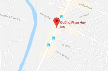 Bán nhà 2 mặt tiền 80x70m Phan Huy Ích, Phường 15, Quận Tân Bình