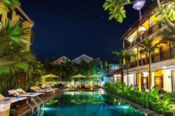 Chính chủ cần bán gấp biệt thự du lịch: Hoi An Field Boutique Resort & Spa,giá 33 Tỷ (Thương lượng)