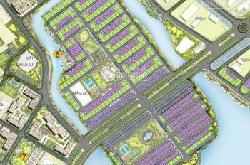Bán căn liền kề 70.8m2 khu Ngọc Trai vị trí trung tâm dự án, an ninh biệt lập