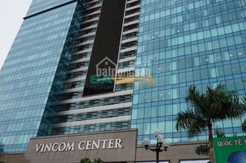 Cho thuê văn phòng làm việc tại Vincom Center, diện tích đa dạng, LH: Giang - 0949973986