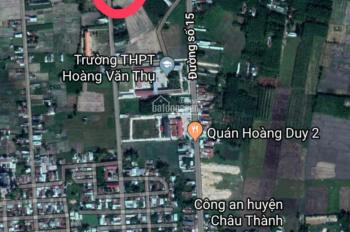 Bán đất đường Lê Thị Mới, Châu Thành, Tây Ninh