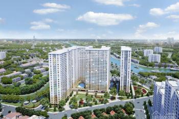 Thanh lý căn hộ Diamond Riverside 3PN, 86m2, giá 1 tỷ 8 view hồ bơi - Võ Văn Kiệt, 0902488255